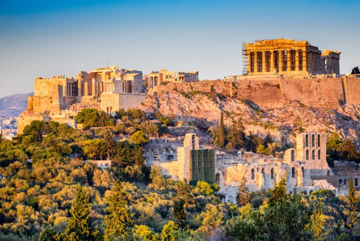 Афины и Мыс Сунион экскурсия, Афины и Мыс Сунион экскурсия