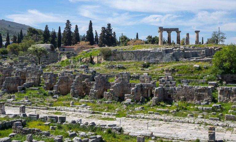 Афины и Древний Коринф экскурсия, Афины и Древний Коринф экскурсия