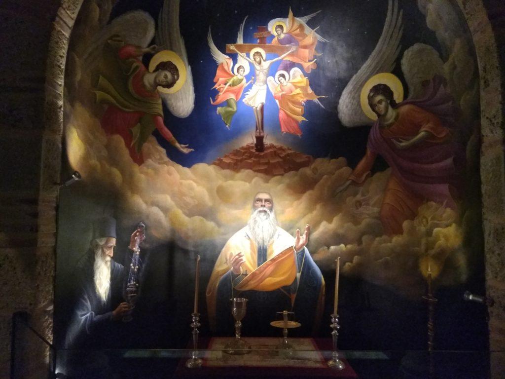 монастырь в Метеоры
