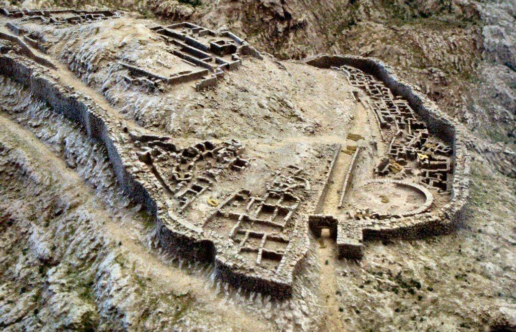 Акропол Микены