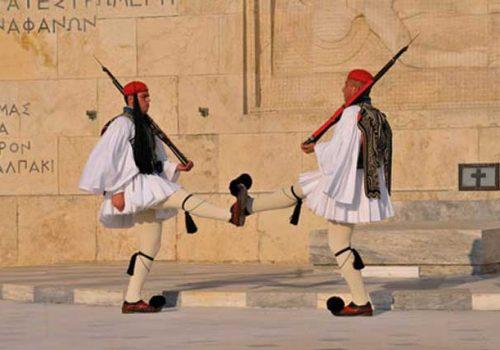 Экскурсия по Афинам, Экскурсия по Афинам